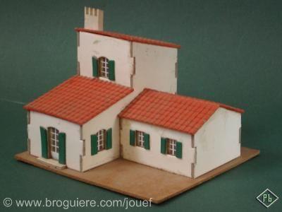 Construire Maison Carton Finest Maison Wiplii With