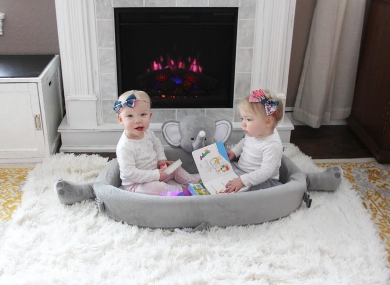 Lulyboo Toddler Lounge