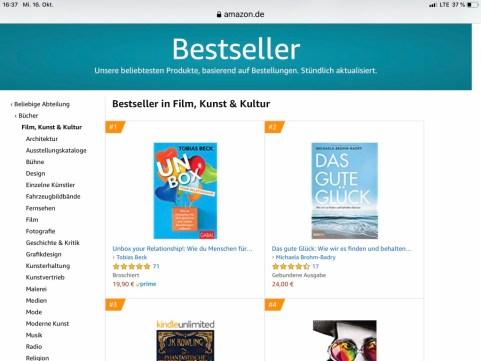 Brohm-Badry Bestseller Kultur