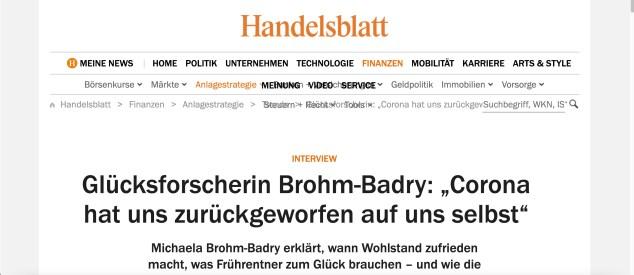 Brohm-Badry Positive Psychologie