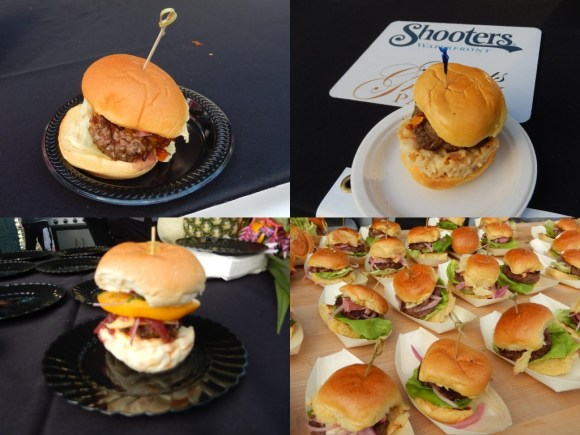 Burger Battle 2015 1-4