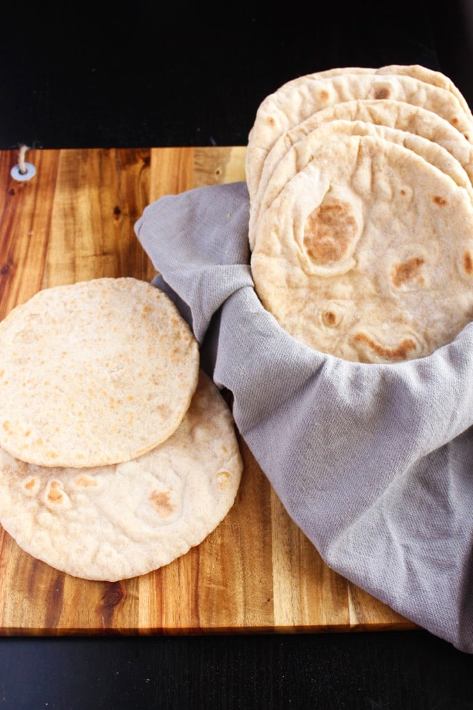 How to make Pita Bread