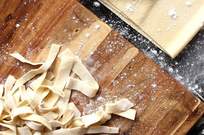 Vegan Pasta Dough