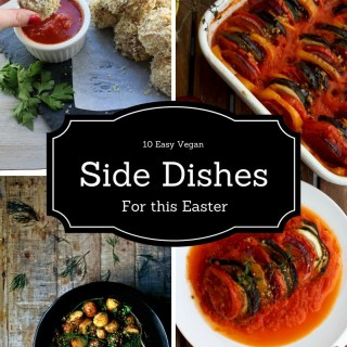 Easy Vegan Side Dishes
