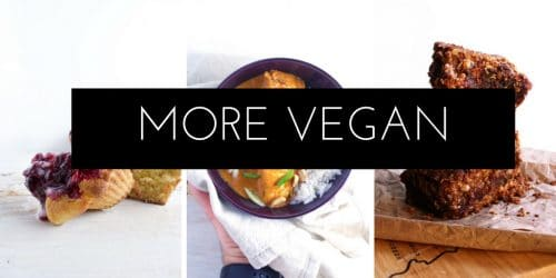 More Affordable Vegan Recipes