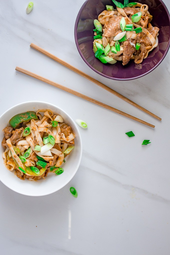 Keto Beef Pad Thai - This Low Carb Pad Thai Recipe is very easy to make and is sure to become a favourite in your household. If you have any low-carb sceptics at home, this is what you should serve to them.