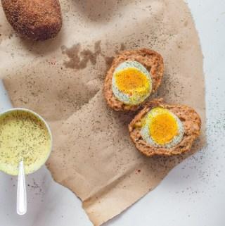 Low-Carb Scotch Eggs | Keto Friendly Recipe