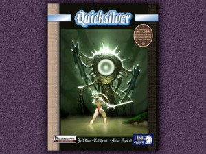 Quicksilver Worldbook
