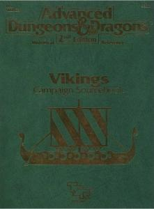 D&D Vikings Sourcebook