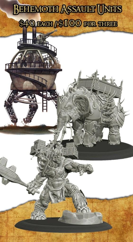 Torn Armor Behemoths