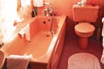 retro bathrooms from brokenbog