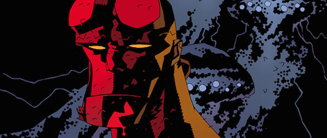 Amazing Art: Celebrating 20 Years of Mike Mignola's Hellboy