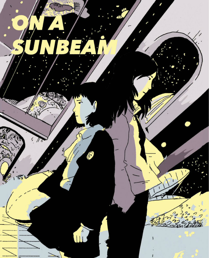 Image result for on a sunbeam comic