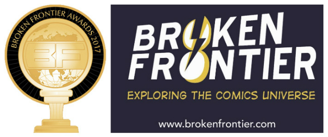 Introducing the Broken Frontier Awards 2017 - Celebrating Another Year of Indie, Alt and Small Press Coverage at BF!
