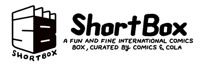 Preview: Shortbox #7 - Pre-Order the Latest Edition of the Acclaimed Independent Comics Box Featuring Work by Emily Carroll, Viv Schwarz, Gyimah Gariba, Rosie Brand, Matthew Pettit and Alexis Deacon