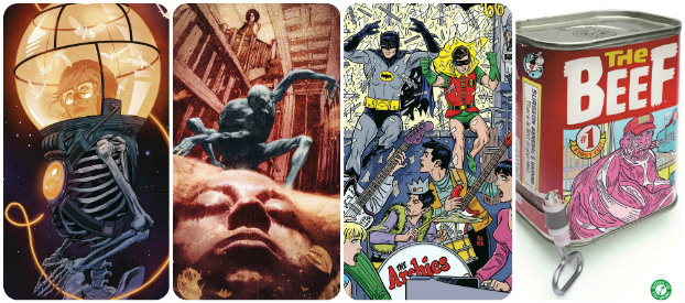 Staff Picks for July 18, 2018 - Dry County, Archie Meets Batman '66, Infidel, Euthanauts and More!
