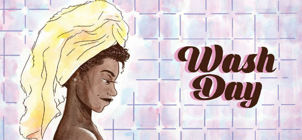 "Wash Day - Jamila Rowser and Robyn Smith's Comics ""Tribute to the Beauty and Endurance of Black Women and Their Hair"""