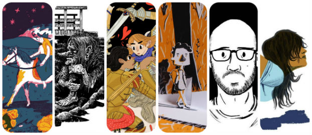 Six Small Press Creators to Watch in 2019 – Spotlighting the Work of Aleesha Nandhra, Anna Readman, Barbawk, Joe Stone, Laurel Pettitt and Olivia Sualdea