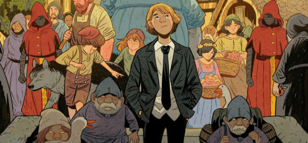 Folklords #1 - Matt Kindt, Matt Smith and Company's Fantasy Series with a Twist Immediately Hooks Its Audience