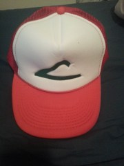 Ash's season one hat