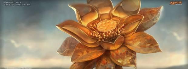 ftv20 gilded lotus