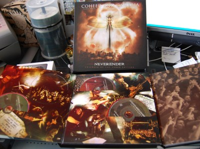 Bragging Rights: Coheed & Cambria – Neverender: Children Of