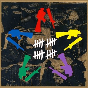 "Anti-Flag - 20 Years of Hell 7"" Vinyl"