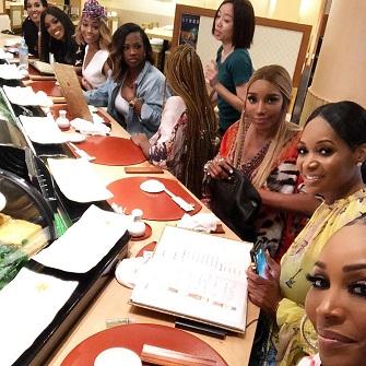 Real Housewives Of Atlanta Season 11 Episode 13 Tempers In Tokyo
