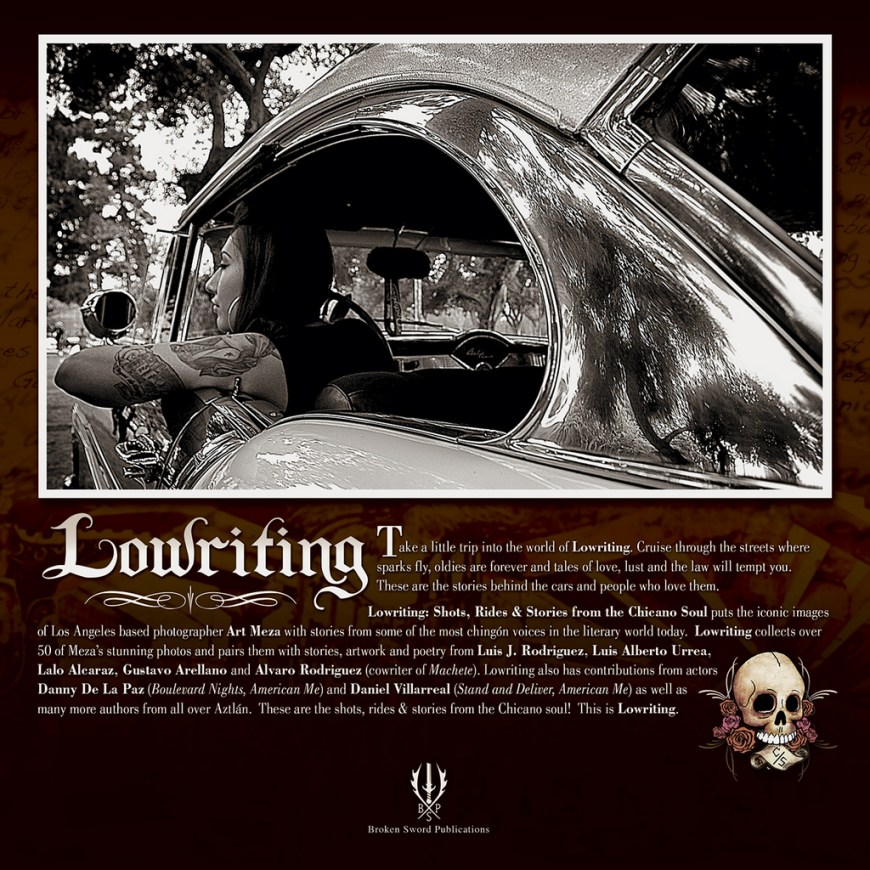 lowriting_BACK-COVER by Emilio R. Medina of muyCreative