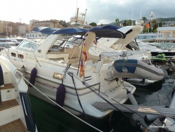 Barco a motor cabinado Sealine 328 Sovereign