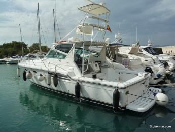 Barco tipo pesca paseo Tiara 4100 Open