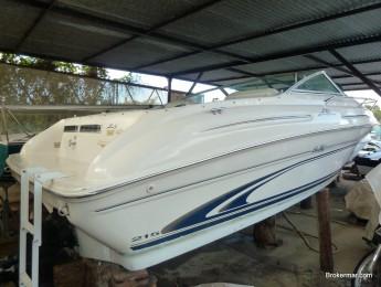 Lancha Sea Ray 215 Express Cruiser