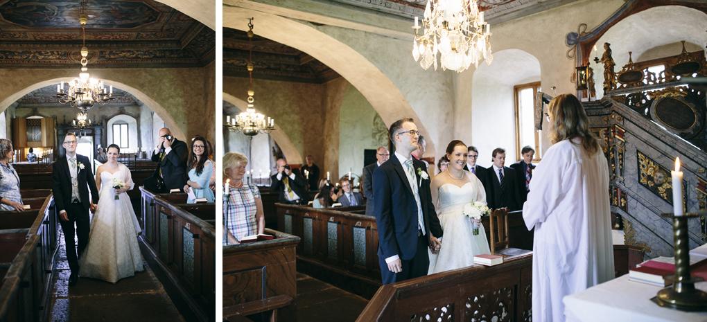 västerplana kyrka bröllop vigsel