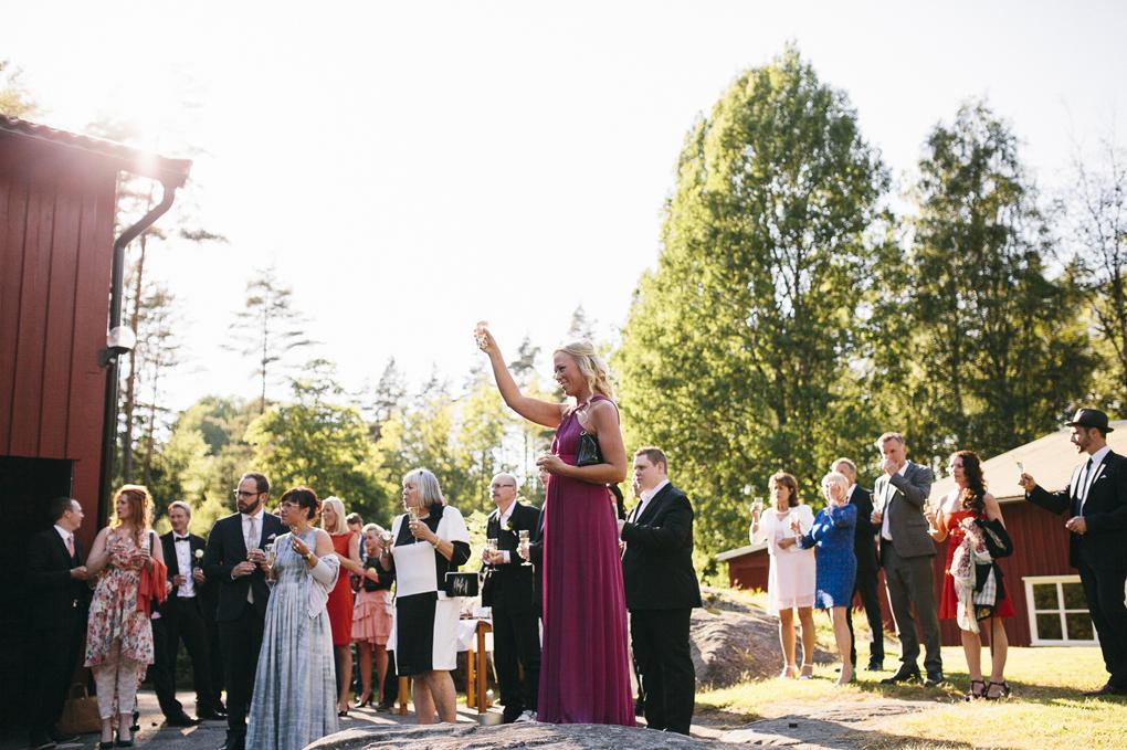 bröllop kinna mariebergsparken brudskål