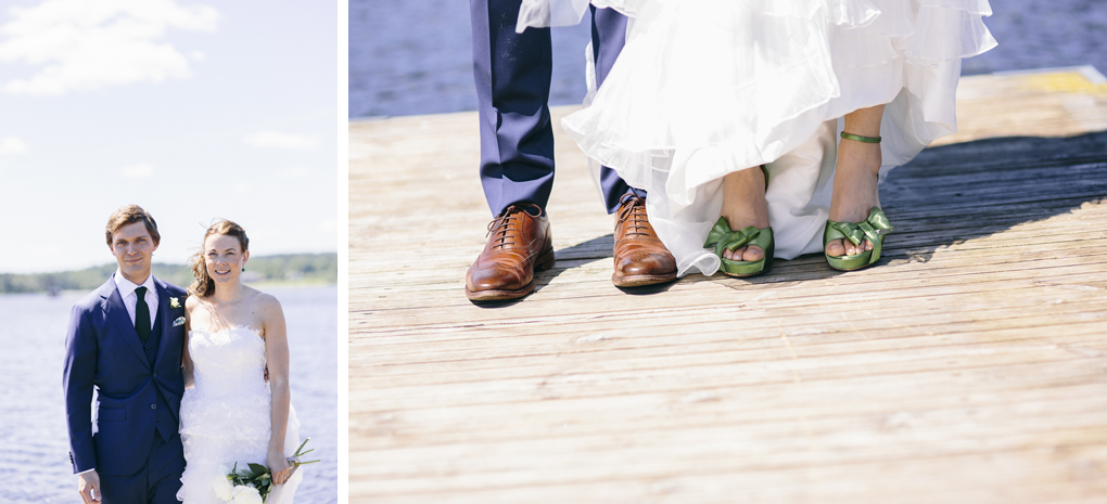 bröllop trollhättan prässebo porträtt sjö
