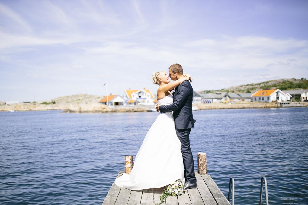 bröllop porträtt marstrand