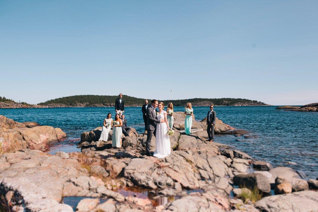 bröllopsfölje höga kusten bröllop