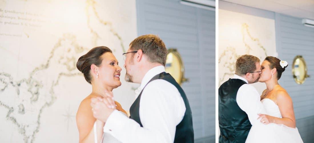 Första dansen som man & hustru