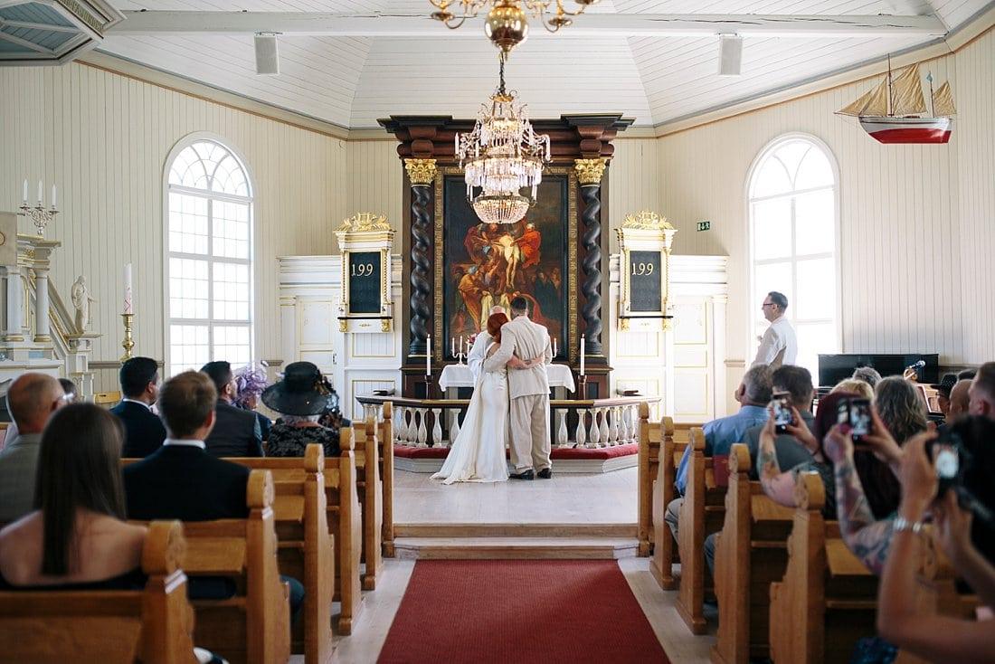 bröllop Malmöns kyrka