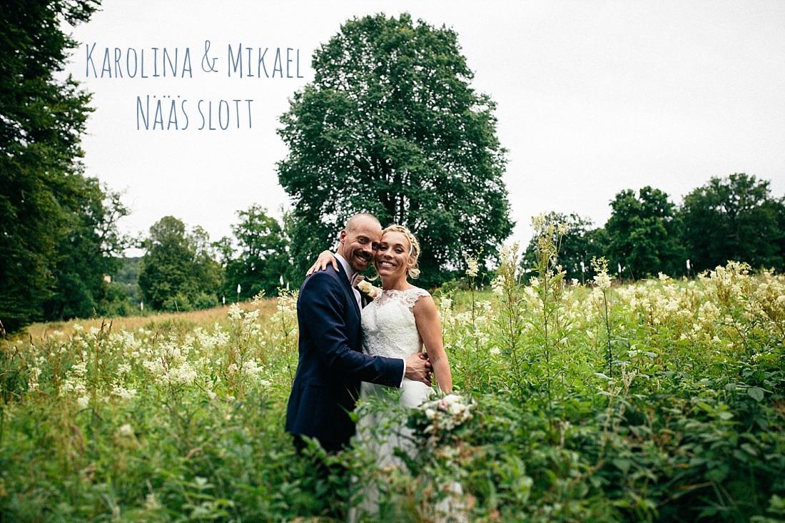 Bröllopsfotograf Nääs slott