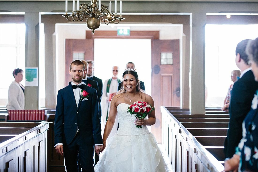 Bröllop Torsångs kyrka