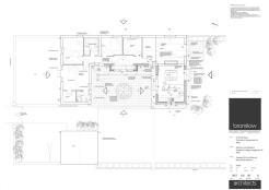 1207 DD 020A - Sandstone Cottage - Proposed GA Plan (A1)