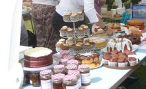 Homemade Cakes at Ripley Fun day 2017