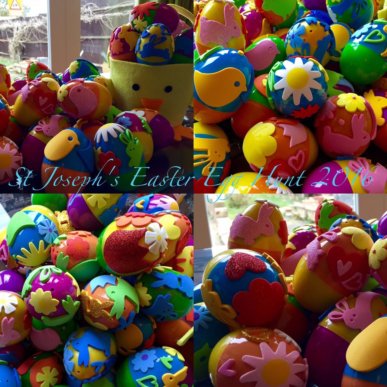 St Joseph S Easter Egg Hunt 27th March