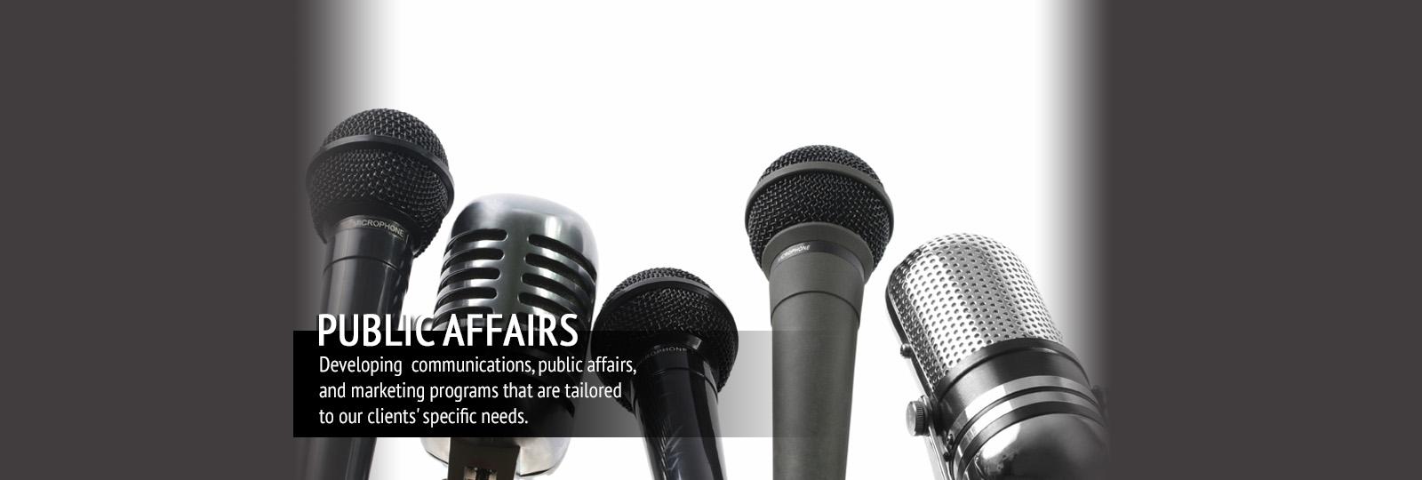 Slide 4 – Public Affairs