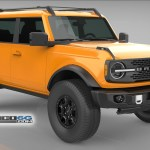 4 Door Bronco Colors 3d Model Visualized Bronco6g 2021 Ford Bronco Forum News Blog Owners Community
