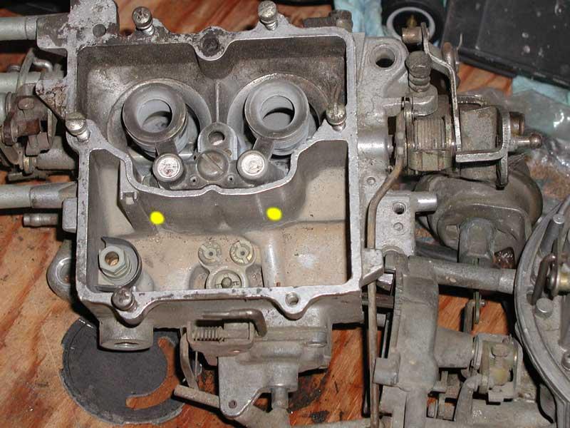 Edelbrock Carburetor Rebuild Kits