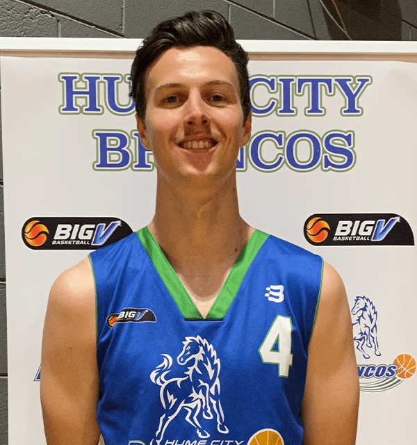 big v Hume City broncos Joel rimes