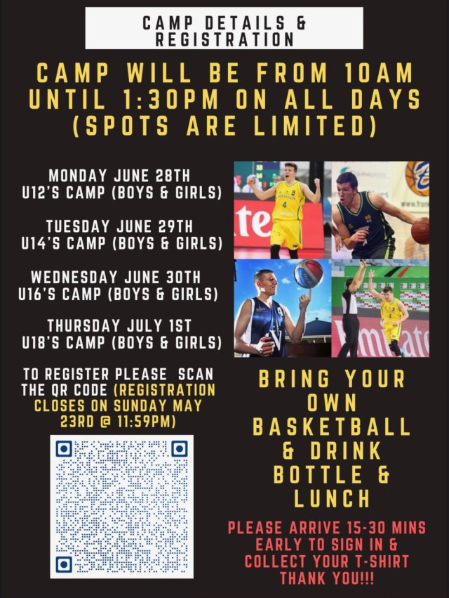 DJ CAMP broadmeadows