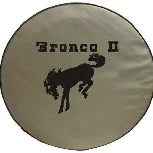 Bronco II Tire Covers
